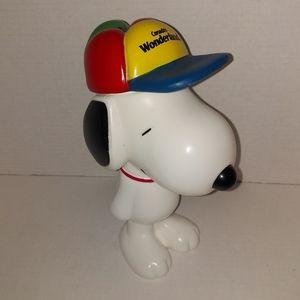 Snoopy CANADA'S WONDERLAND 2010 Souvenir Drink Cup